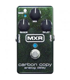 Pedal MXR Carbon Copy Analog Delay M169