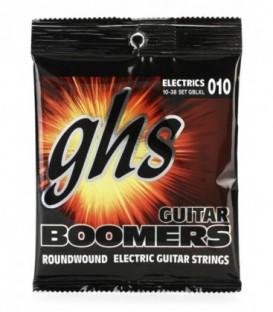 Juego cuerdas eléctrica Boomer GBLXL RW 10-38