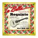 Juego cuerdas requinto La Bella RQ80