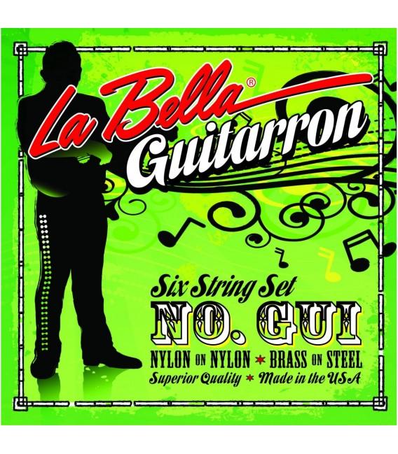 Juego cuerdas guitarrón La Bella GUI