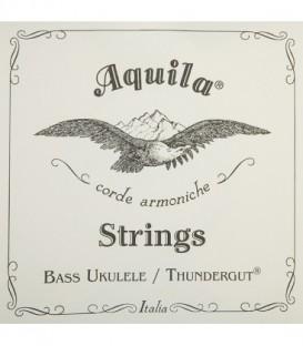Juego cuerdas ukelele bajo Aquila 68U