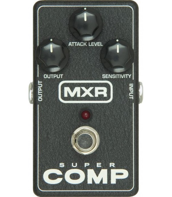 MXR Super Comp Compressor M132 pedal