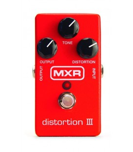 MXR Distortion III M115 pedal
