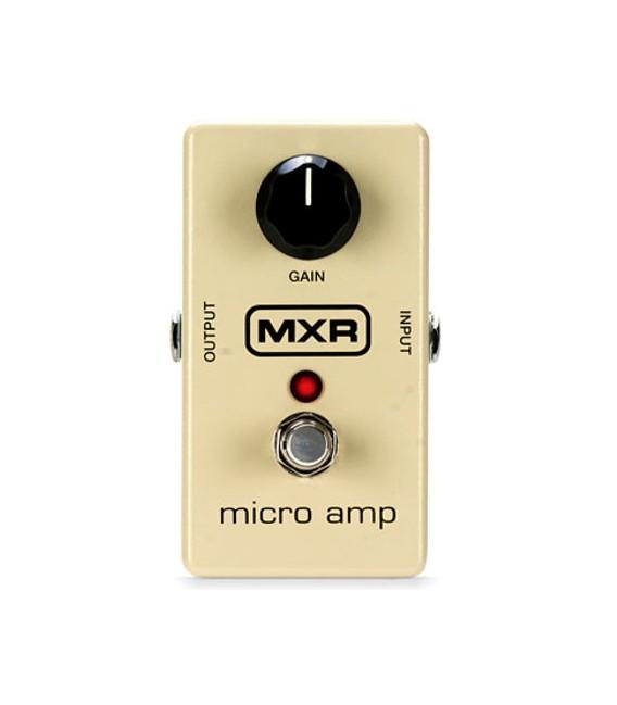 MXR Micro Amp M133 pedal