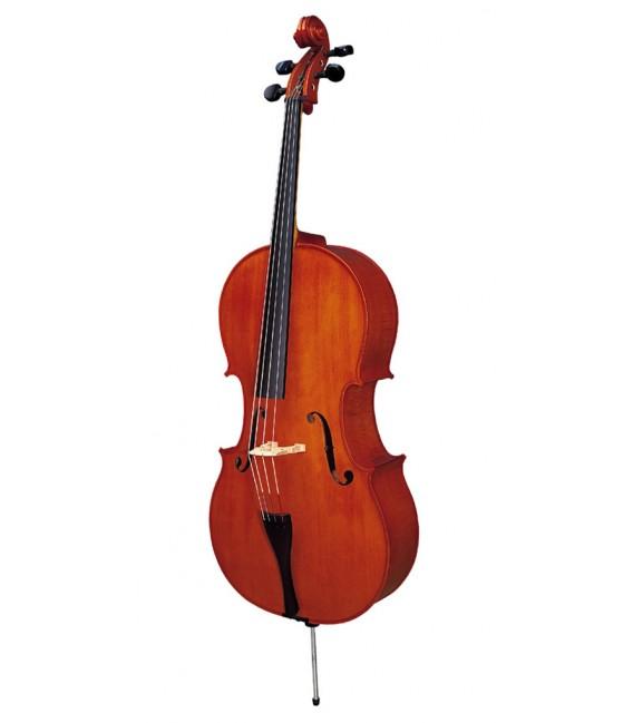 Strunal 4/17 cello 1/2 + accessories