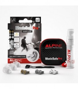 Tapones Alpine MusicSafe Pro Blanco