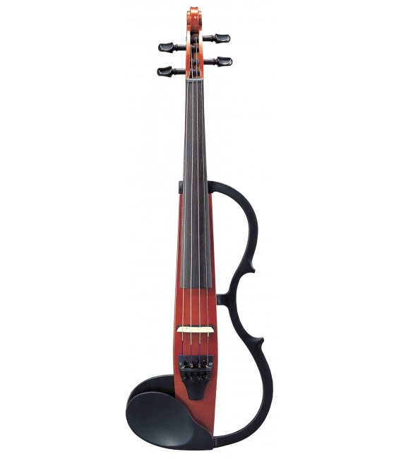 Yamaha SV130S Brown silent violin 4/4