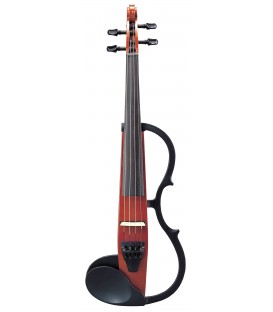 Violin Silent Yamaha SV130S Brown 4/4