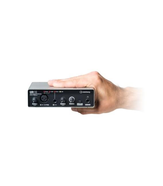 Interface de audio Steinberg UR12