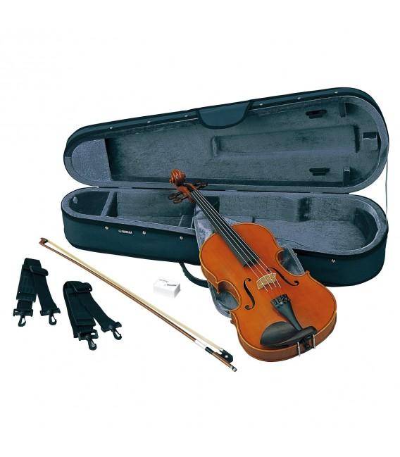 """Viola de 15"""" Yamaha VA5S con arco y estuche"""