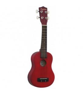 Ukelele Soprano Daytona UK211RD Rojo