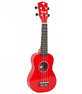 Ukelele Octopus UK-200RD rojo