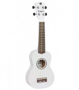 Ukelele Octopus UK-200WH blanco