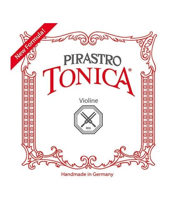 Juego cuerdas violin Pirastro Tonica 4/4