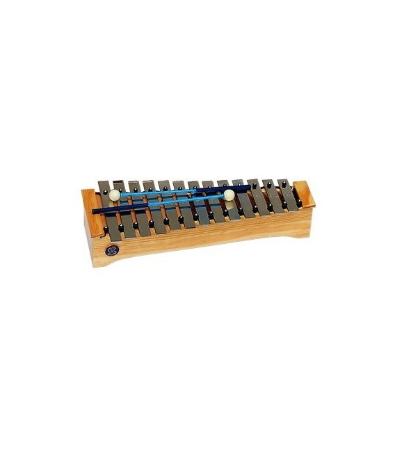 Carrillón alto diatónico Samba R331