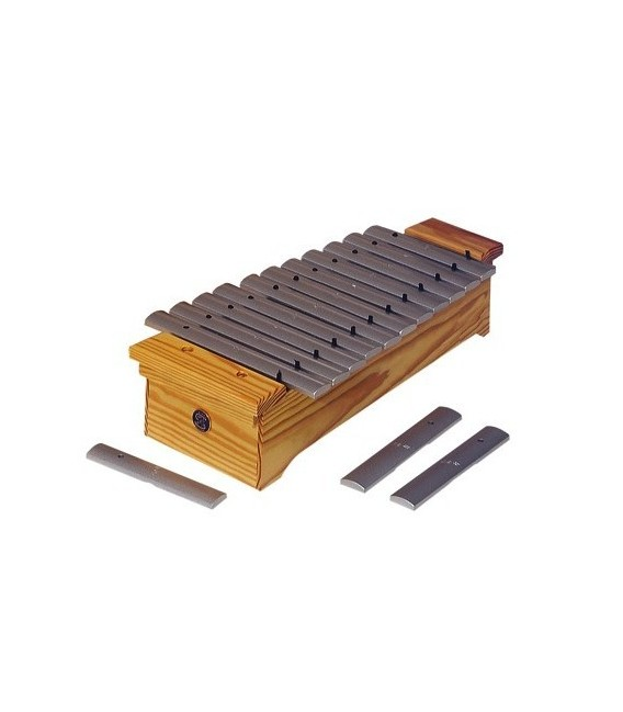 Metalófono soprano diatónico Samba R3605