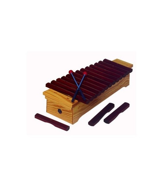 Xilófono soprano diatónico Samba R3421