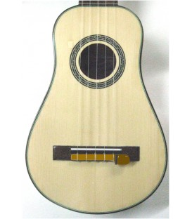 Bridge Micro Royal Classics AMB10C para timple y ukelele