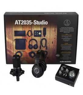 Audiotechnica AT2035 Studio Kit