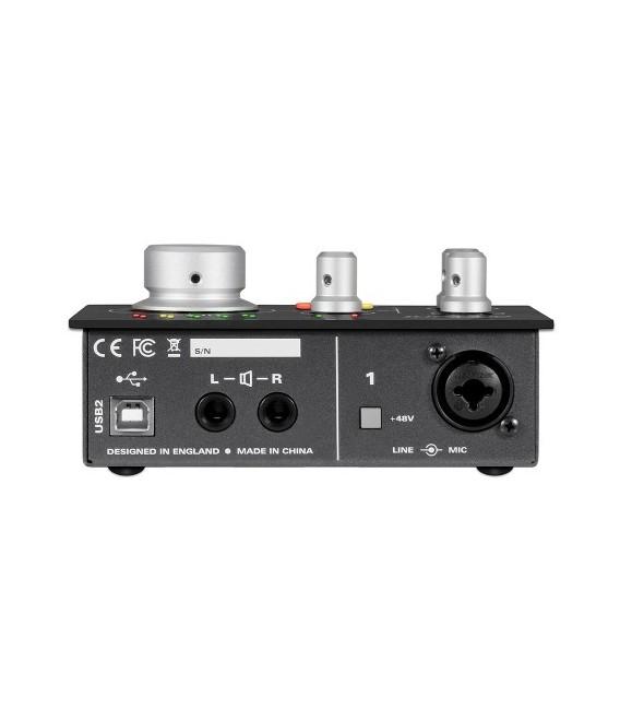 Pack de grabación Audiotechnica AT2035 Studio Kit