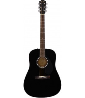 Fender CD60S BK acoustic guitar