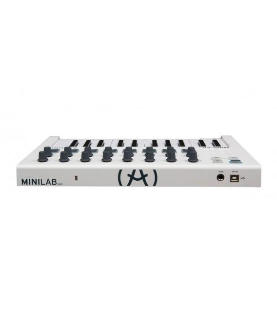 Teclado controlador Arturia Minilab MK2