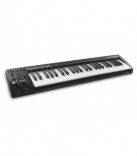 Teclado controlador M-Audio Keystation 49 MK3