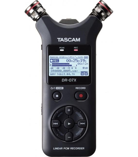 Grabadora Tascam DR-07X