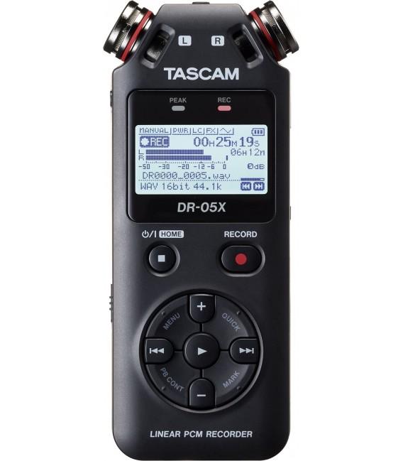 Grabadora Tascam DR-05X