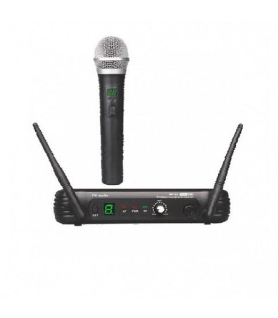 Sistema inhalámbrico EK audio WR25