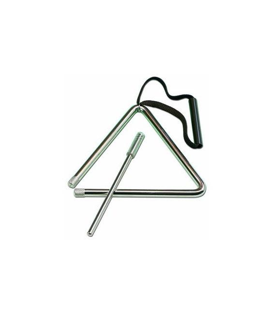 Triángulo acero Samba R926 grande