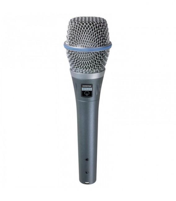 Shure Beta 87A Microphone