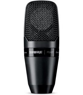 Micrófono de condensador Shure PGA-27