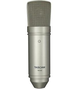 Micrófono de condensador Tascam TM-80