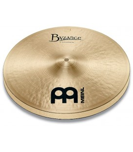 "14"" Medium Hi-Hat Meinl Byzance Traditional B14MH cymbals"