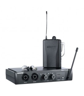 Shure PSM-200 in-ear personal monitoring system