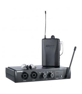Sistema de monitorización personal in-ear Shure PSM-200