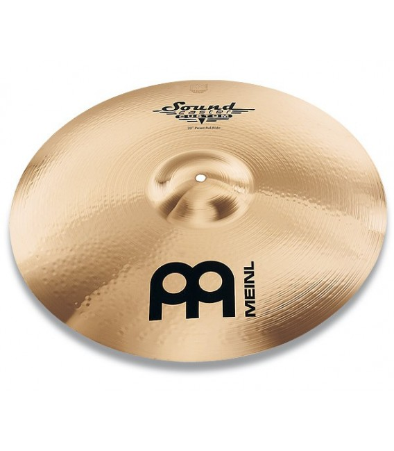 "20"" Powerfull Ride Meinl Soundcaster Custom SC20PR-B"