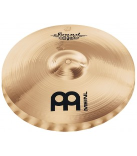 "14"" Hi-Hat Meinl Soundcaster Custom Power SoundWave SC14PSWB cymbals"