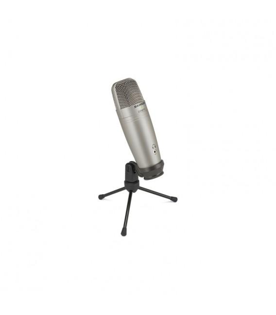 Micrófono de condensador Samson C01U Pro USB