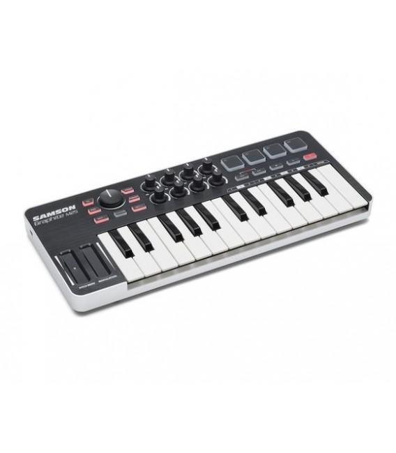 Samson Graphite M25 USB MIDI keyboard controller