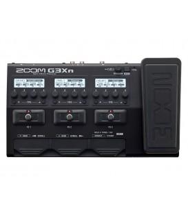 Multiefectos Zoom G3Xn