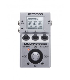 Zoom MS50G multistomp pedal