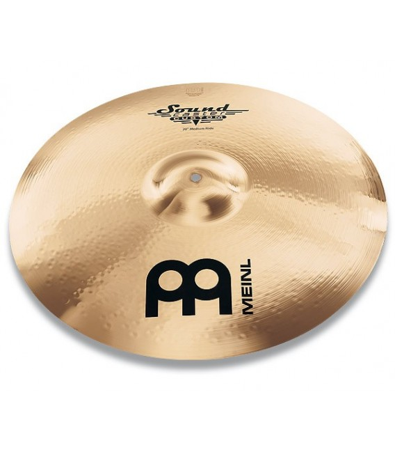 "20"" Medium Ride Meinl Soundcaster Custom SC20MR-B cymbal"