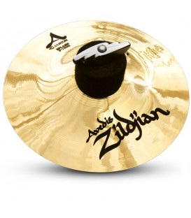 "6"" Splash Zildjian A-Custom cymbal"