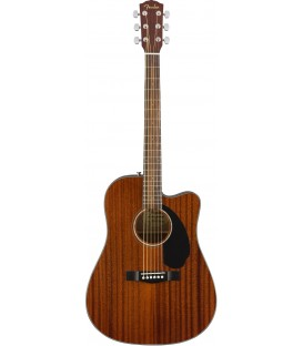Electroacustica Fender CD60SCE All-Mahogany