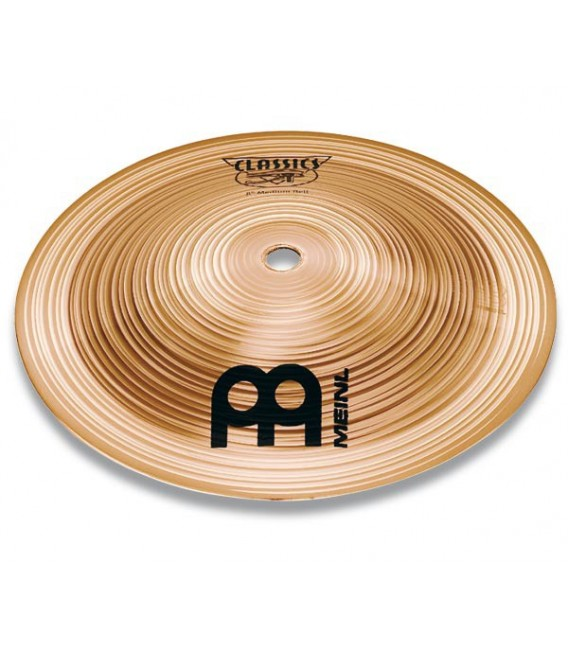 "8"" Bell Meinl Classics C8BL cymbal pack"