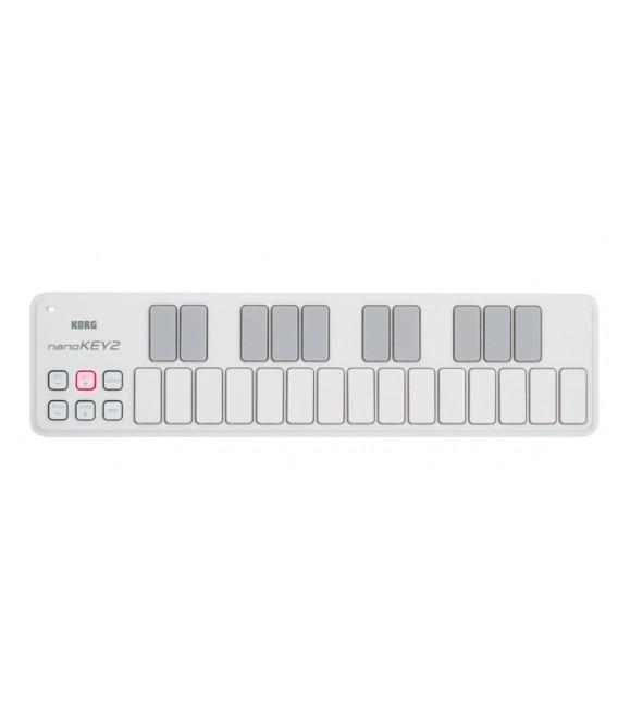 Korg Nanokey 2 WH keyboard controller