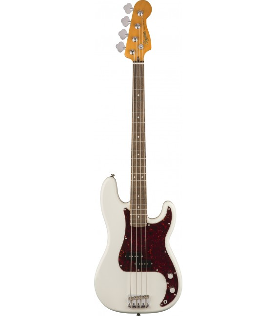 Bajo Squier Classic Vibe 60s Precision Bass LRL OWT