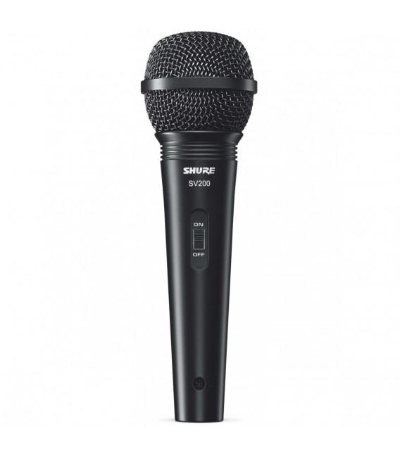 Shure SV200 dinamic microphone